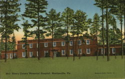 Henry County Memorial Hospital