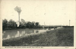 Water Works and Grand Avenue Bridge