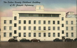 The Cullen Family Children's Building