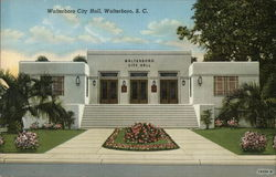 Walterboro City Hall