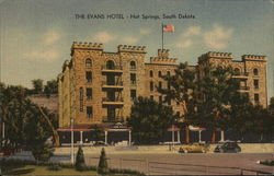 The Evans Hotel