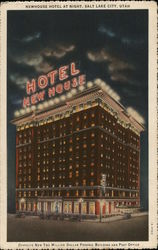 Newhouse Hotel at Night