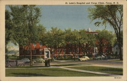 St. Luke's Hospital and Fargo Clinic