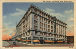 O'Neil's Department Store