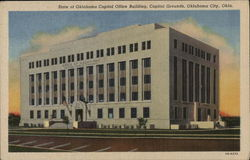 State of Oklahoma Capitol Office Building, Capitol Grounds