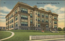 Nanticoke High School