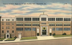 Central Catholic High School, and Rockne Hall