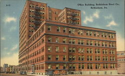 Office Building, Bethlehem Steel Company