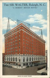 The Sir Walter Raleigh Hotel