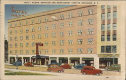 Hotel Hilton, Harrison and Montgomery Streets