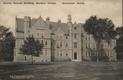Searles Science Building, Bowdoin College