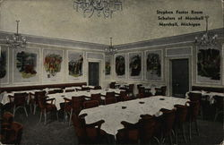 Schulers of Marshall - Stephen Foster Room
