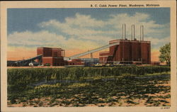 B.C. Cobb Power Plant