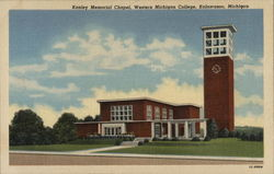 Kanley Memorial Chapel, Western Michigan College