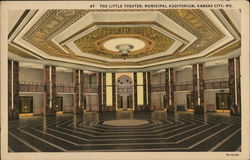 The Little Theatre, Municipal Auditorium