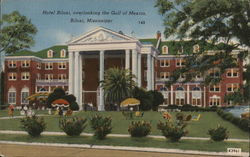 Hotel Biloxi, Overlooking the Gulf of Mexico