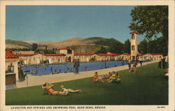 Laughton Hot Springs and Swimming Pool