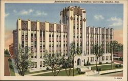 Administration Building, Creighton University