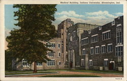 Medical Building, Indiana University
