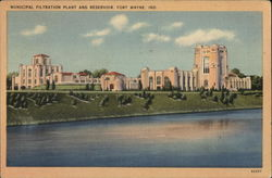 Municipal Filtration Plant and Reservoir
