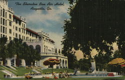 The Sheraton Bon Air Hotel
