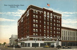 New Lincoln Douglas Hotel