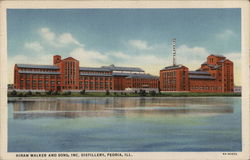 Hiram Walker and Sons Distillery