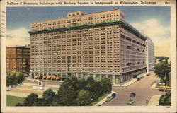 DuPont & Nemours Building and Rodney Square