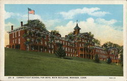 Connecticut School for Boys - Main Building