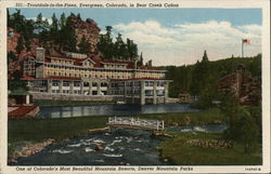 Troutdale-in-the-Pines Postcard