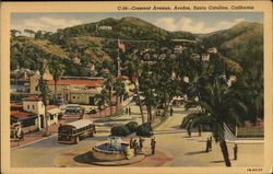 Crescent Avenue, Avalon