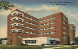 St. Luke's Methodist Hospital