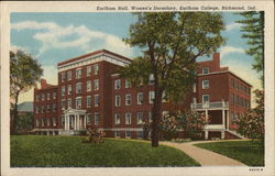 Earlham Hall, Women's Dormitory, Eartham College
