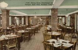 Dining Room, Potawatomi Inn, Pokagon State Park