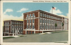 Chemistry Building, University of Iowa
