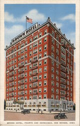 Brown Hotel, Fourth and Keosaqua