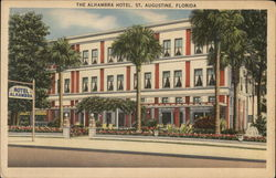 The Alhambra Hotel