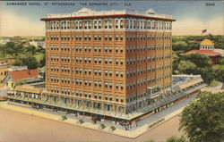 "Suwannee Hotel, St. Petersburg, ""The Sunshine City,"" FLA"