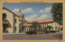 Pima County Court House