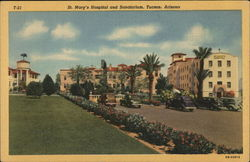 St. Mary's Hospital and Sanitorium