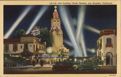 Fox Carthay Circle Theatre
