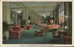 Lobby, The Ambassador