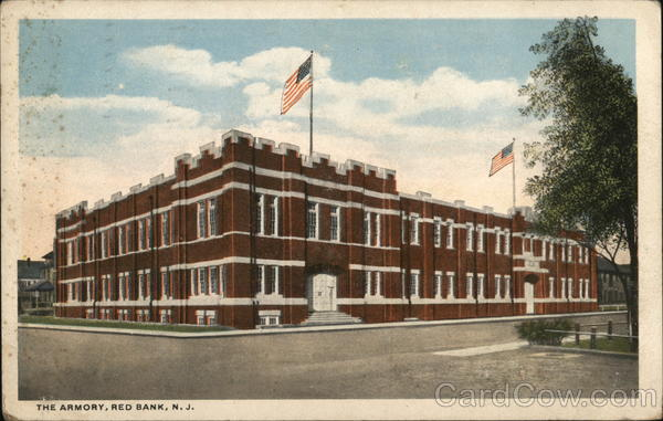 The Armory Red Bank New Jersey