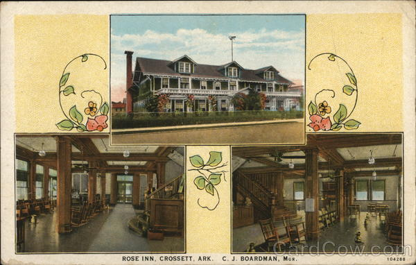 Rose Inn Crossett Arkansas