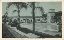 The Agua Caliente Swimming Pool