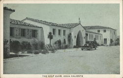 The Golf Club, Agua Caliente