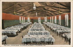 East Hall, Dining Room, Valparaiso University