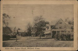 Fifth Avenue, Laurel Beach
