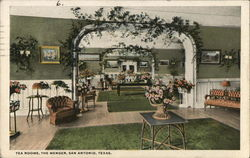 Tea Rooms, The Menger