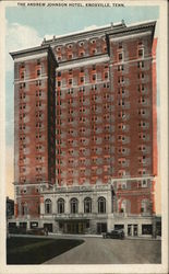 Andrew Johnson Hotel